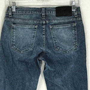 DKNY Low Rise Boot Cut Jeans Size 7L